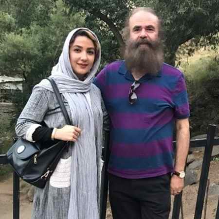 سارا صوفیانی بازیگر و همسرش 1 - بیوگرافی سارا صوفیانی بازیگر و همسرش