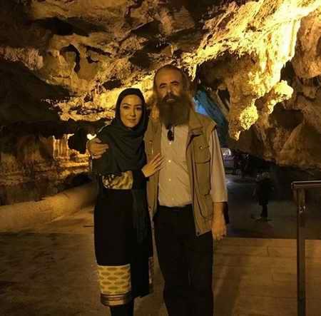 سارا صوفیانی بازیگر و همسرش 12 - بیوگرافی سارا صوفیانی بازیگر و همسرش