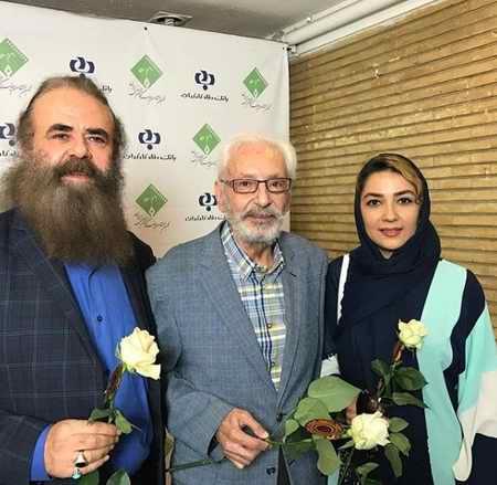 بیوگرافی سارا صوفیانی بازیگر و همسرش (2)