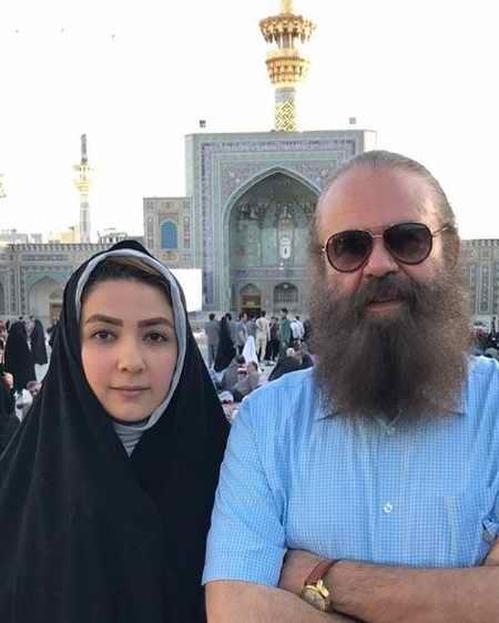 سارا صوفیانی بازیگر و همسرش 3 - بیوگرافی سارا صوفیانی بازیگر و همسرش