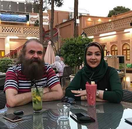 سارا صوفیانی بازیگر و همسرش 4 - بیوگرافی سارا صوفیانی بازیگر و همسرش