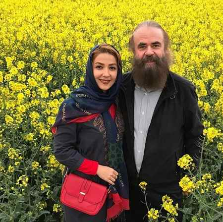 سارا صوفیانی بازیگر و همسرش 5 - بیوگرافی سارا صوفیانی بازیگر و همسرش