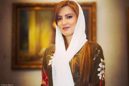 سمیرا حسینی بازیگر و همسرش 1 - بیوگرافی سمیرا حسینی بازیگر و همسرش