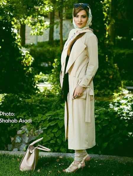 بیوگرافی سمیرا حسینی بازیگر و همسرش (7)