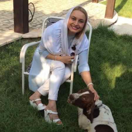 بیوگرافی مریم کاویانی بازیگر و همسرش (14)