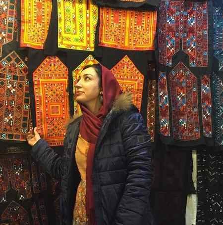 بیوگرافی نگار عابدی بازیگر و همسرش (18)