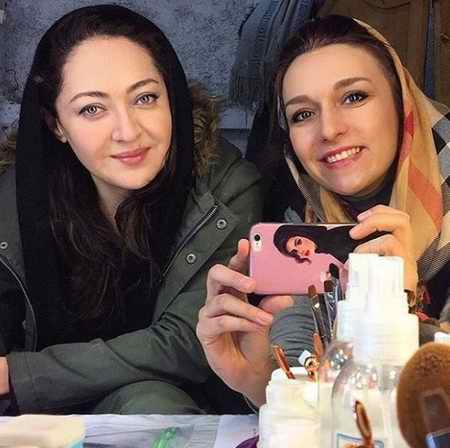 بیوگرافی نیکی کریمی بازیگر و همسرش (2)