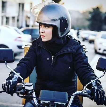 بیوگرافی نیکی کریمی بازیگر و همسرش (6)