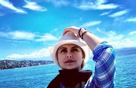 بیوگرافی یاسمینا باهر بازیگر و همسرش (10)
