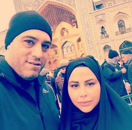 بیوگرافی یاسمینا باهر بازیگر و همسرش (2)