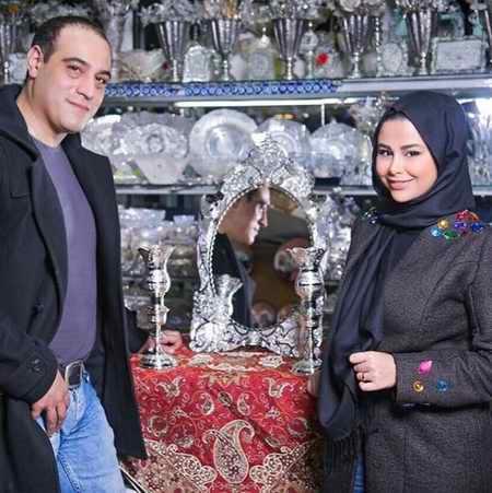 بیوگرافی یاسمینا باهر بازیگر و همسرش (3)