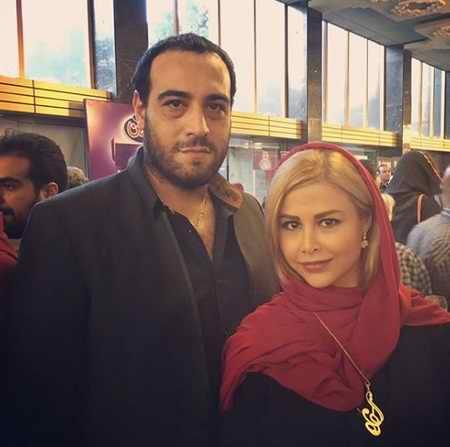 بیوگرافی یاسمینا باهر بازیگر و همسرش (4)