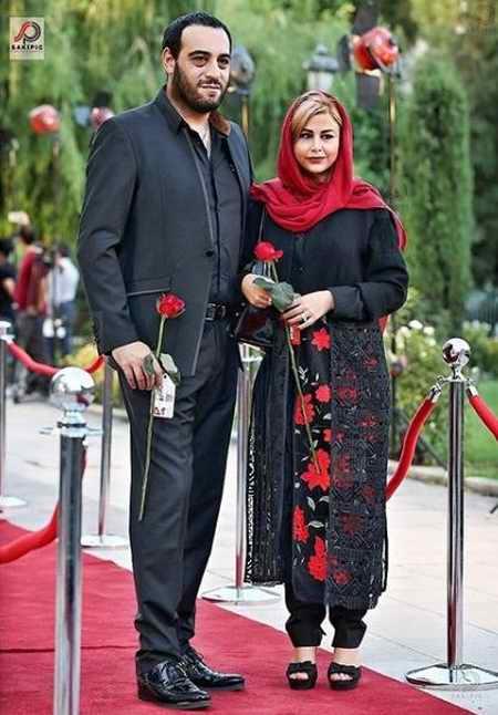 بیوگرافی یاسمینا باهر بازیگر و همسرش (7)