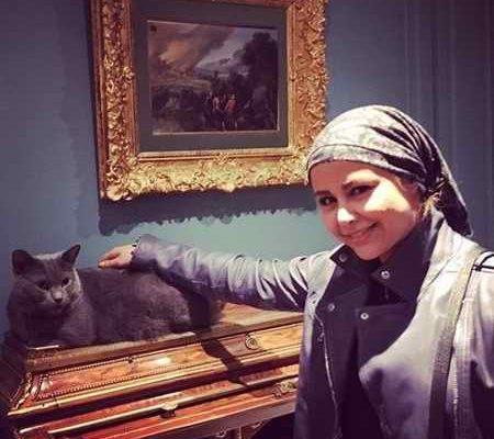بیوگرافی یاسمینا باهر بازیگر و همسرش (9)