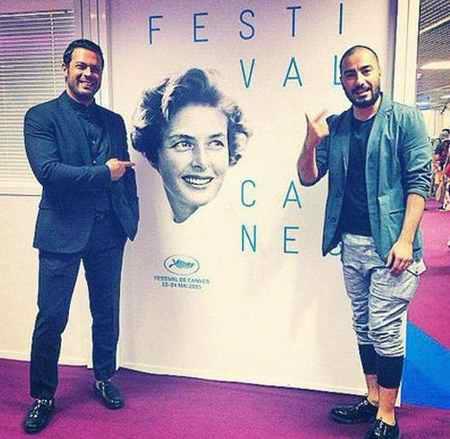 تیپ های جنجالی نوید محمدزاده مراسم و جشنواره های مختلف (2)