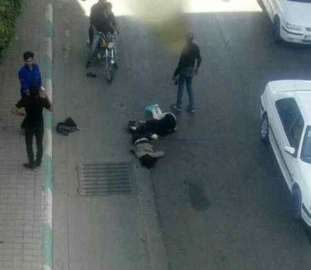خودکشی دو دختر اصفهانی قربانی بازی نهنگ آبی