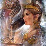داستان جوانمردی کوروش کبیر در حرمت و ناموس