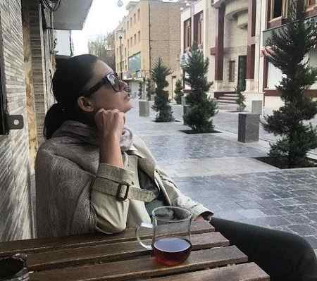 عکس نورگل یشیلچای بازیگر ترکیه در ایران