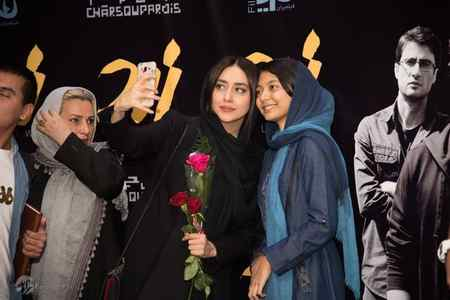 عکس های مراسم اکران فیلم زرد با حضور بهاره کیان افشار