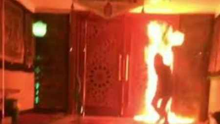 ماجرای گروه ری استارت محمد حسینی و شیطان پرستی 2 ماجرای گروه ری استارت محمد حسینی و شیطان پرستی