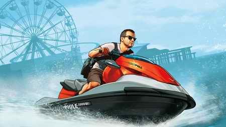 کد تقلب بازی GTA V برای PS4 و PS3
