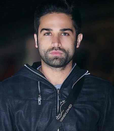 بیوگرافی آرمان درویش بازیگر و همسرش (3)