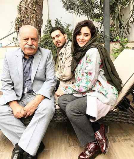بیوگرافی آناهیتا افشار بازیگر و همسرش (3)