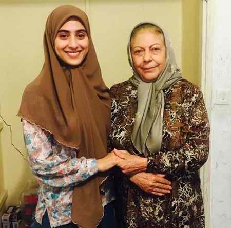 بیوگرافی آناهیتا افشار بازیگر و همسرش (7)