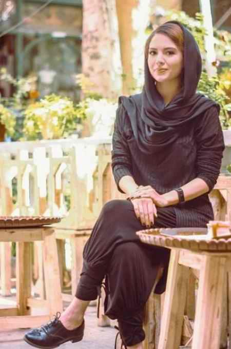 بیوگرافی آیدا نامجو بازیگر و همسرش (2)