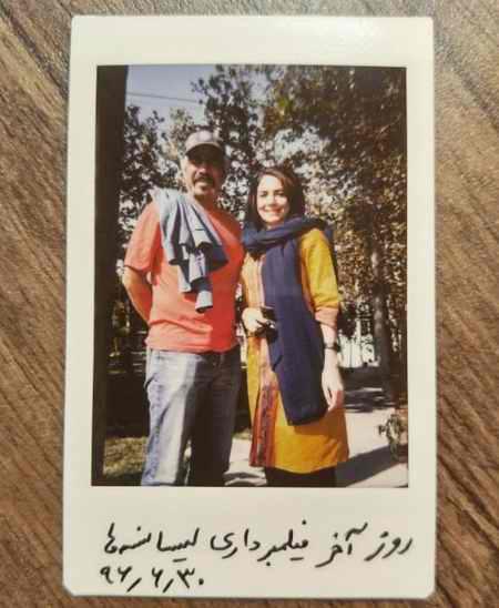 بیوگرافی آیدا نامجو بازیگر و همسرش (3)