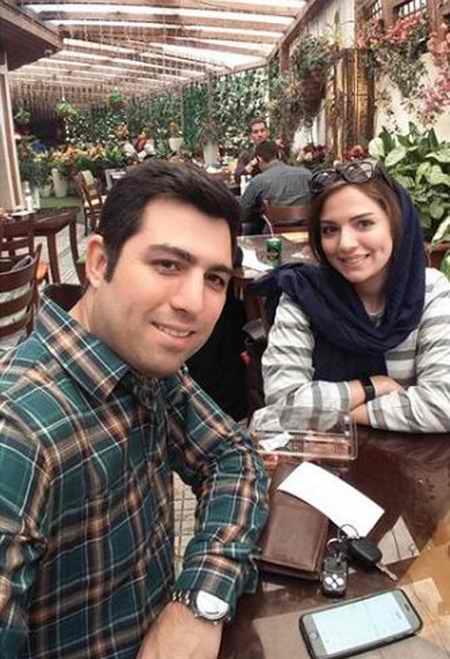 بیوگرافی آیدا نامجو بازیگر و همسرش (5)
