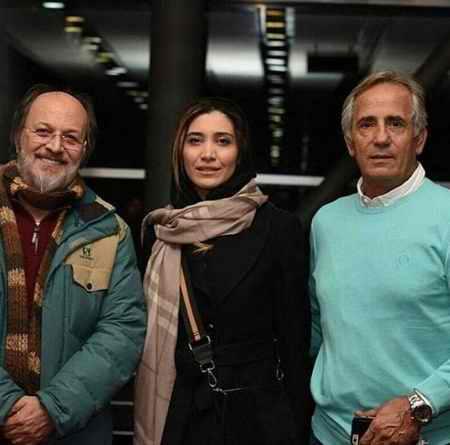 بیوگرافی امین تارخ بازیگر و همسرش (10)