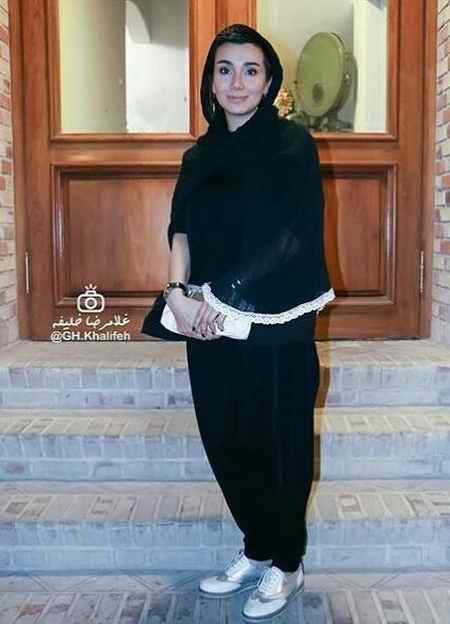 بیوگرافی خاطره حاتمی بازیگر و همسرش (10)