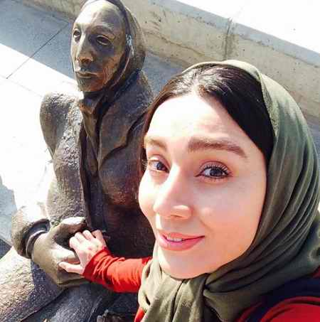 بیوگرافی خاطره حاتمی بازیگر و همسرش (26)