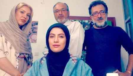 بیوگرافی ریحانه رضی بازیگر و همسرش (6)
