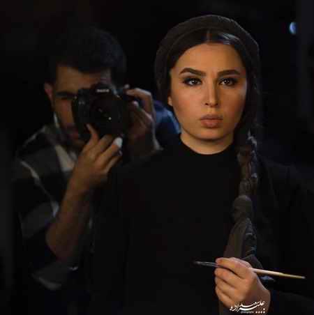 بیوگرافی زهرا بهروزمنش بازیگر و همسرش سینا راستگو (25)