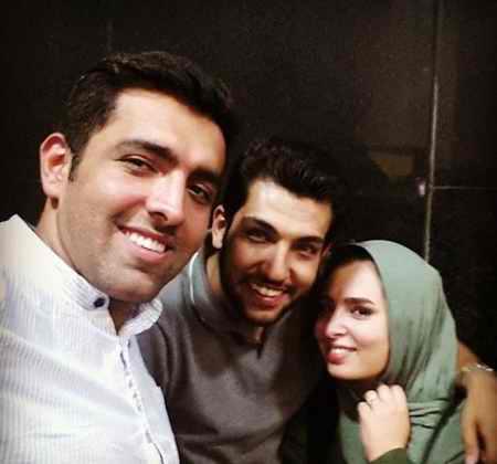 بیوگرافی زهرا بهروزمنش بازیگر و همسرش سینا راستگو (27)