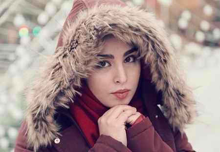 بیوگرافی زهرا بهروزمنش بازیگر و همسرش سینا راستگو (4)