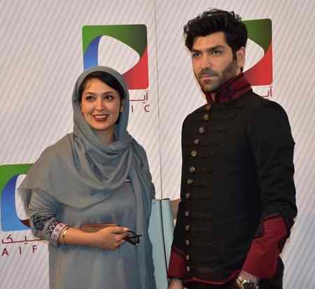 بیوگرافی فریبا طالبی بازیگر و همسرش امیر صدهزاری (7)