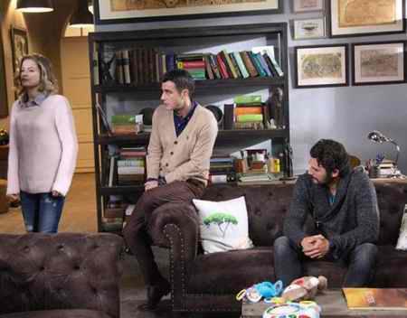 عکس بازیگران و خلاصه داستان سریال ترانه زندگی ترکی (21)