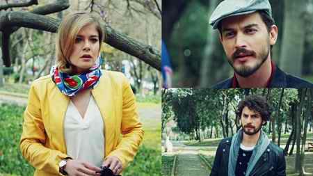 عکس بازیگران و خلاصه داستان سریال ترانه زندگی ترکی (27)