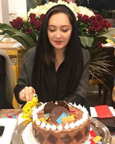 عکس جشن تولد 46 سالگی نیکی کریمی (1)