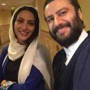 عکس مونا فرجاد و شهرام حقیقت دوست در نمایش کلنل (1)