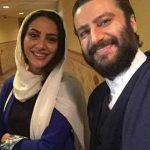 عکس مونا فرجاد و شهرام حقیقت دوست در نمایش کلنل