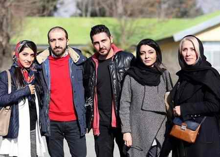 عکس های آرمان در سریال سایه بان با بازی محمدرضا غفاری (15)