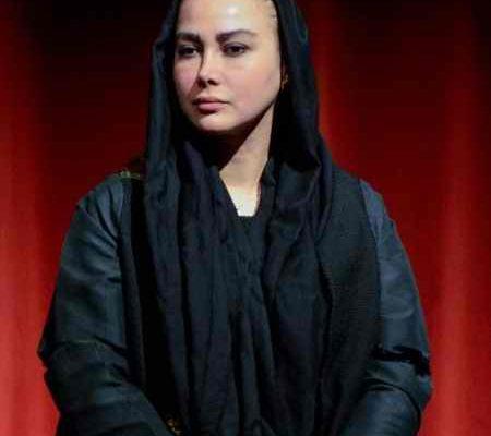 عکس های آنا نعمتی در فستیوال فیلم سینه ایران در کانادا (1)