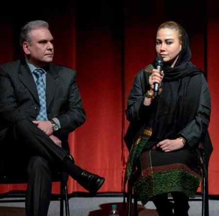 عکس های آنا نعمتی در فستیوال فیلم سینه ایران در کانادا (4)