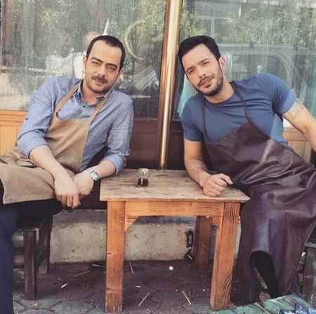 عکس های امید خان در سریال عشق اجاره ای بیوگرافی 14 عکس های امید خان در سریال عشق اجاره ای + بیوگرافی باریش اردوچ