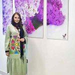 عکس های خورشید سعیدی در کلینیک زیبایی نیل