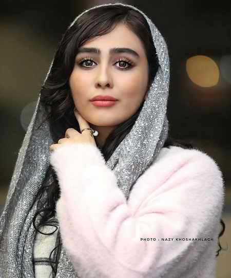 عکس های ستاره حسینی در اکران خصوصی فیلم انزوا (1)